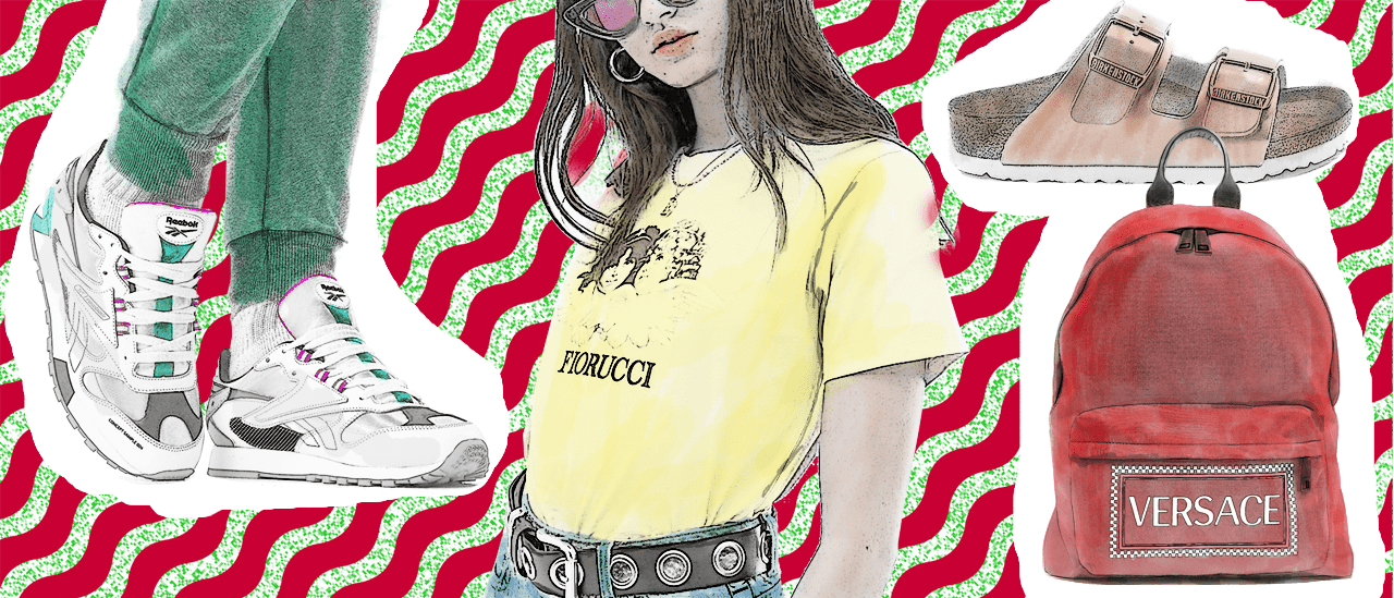 17 Rad Fashion Brands From The Nineties 90s Fashion World