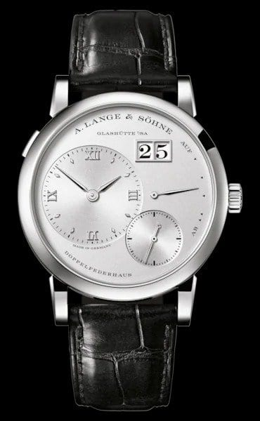 A.Lange & Söhne Lange watch