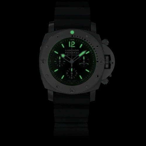 Panerai Luminor Sly Tech 90s Watch