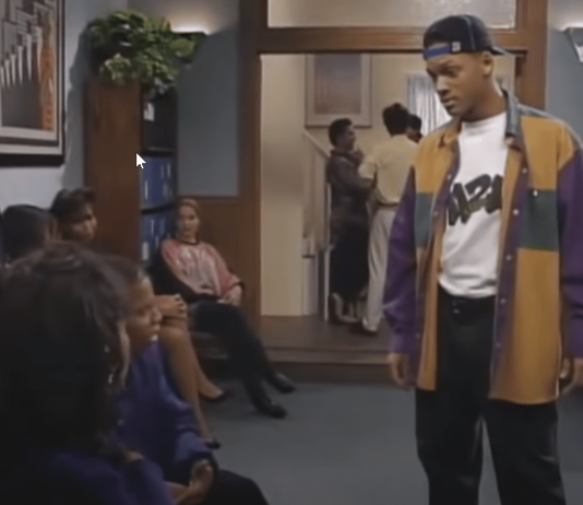 Will Smith 90s Outfits Styles