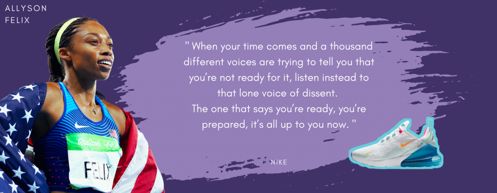 When your time comes and a thousand different voices are trying to tel lyou that you're ready for it, listen instead to that lone voice of dissent. The one that says you're ready, you're prepared, it's all up to you now