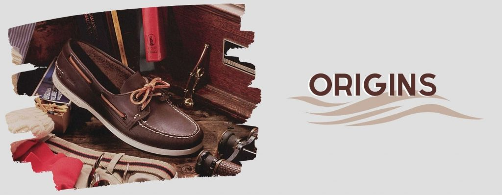 history of boat shoes
