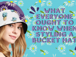 How to Style a Bucket Hat