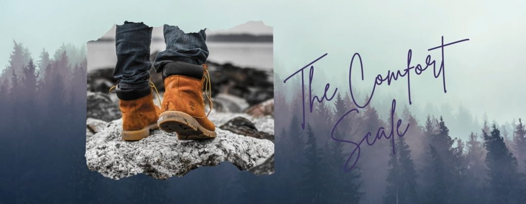 The Comfort Scale of Timberlands