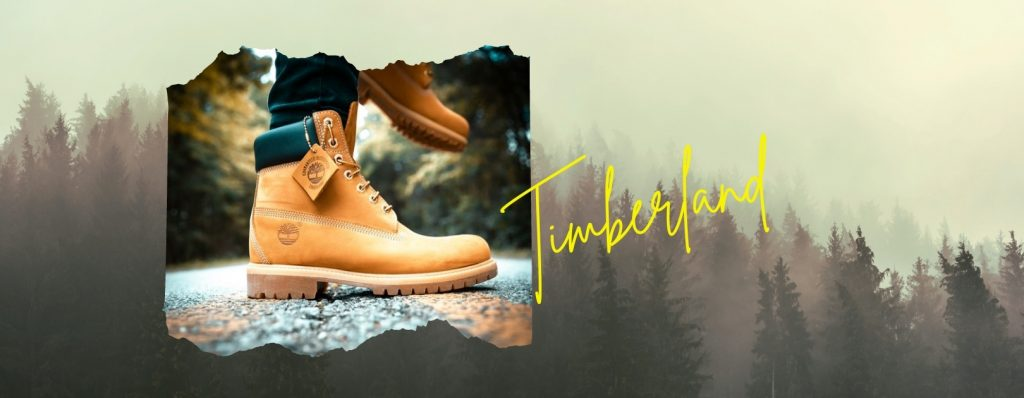Timberland Boot Side View