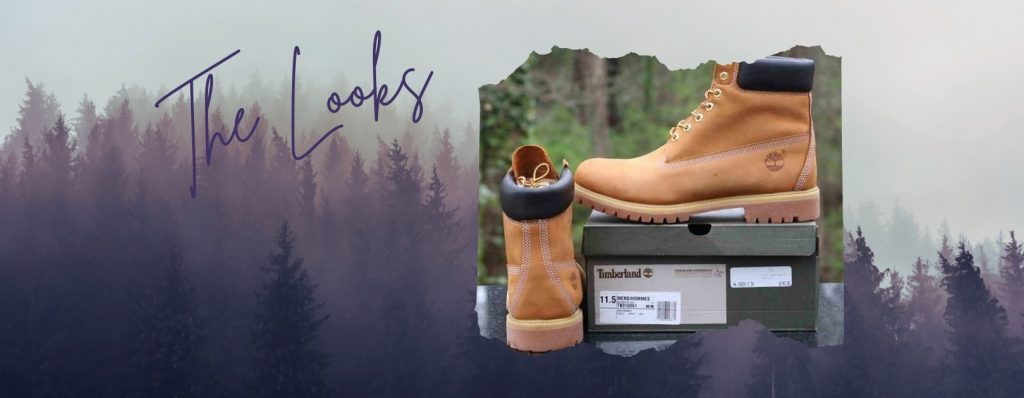 The Looks of Timberland Boots