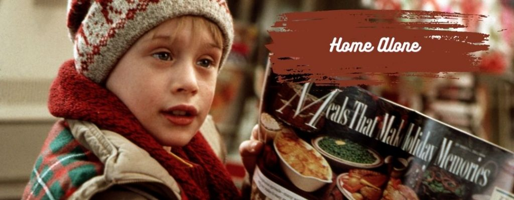 Kevin McCallister in Home Alone