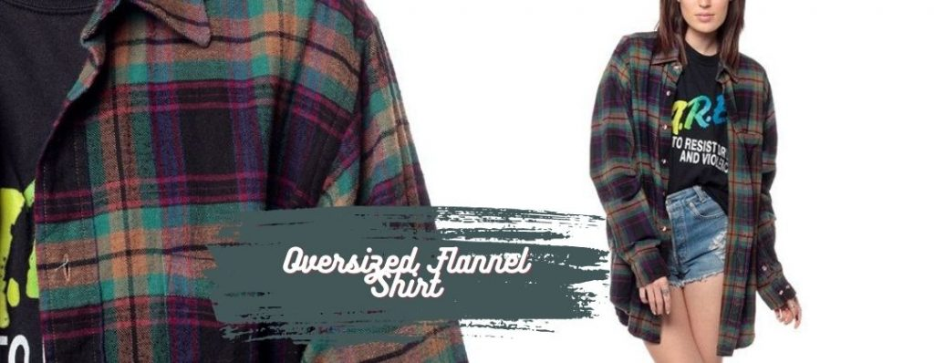 Oversized Flannel Shirts